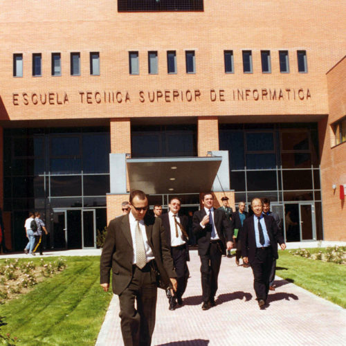 1997 | Escuela Técnica Superior de Informática