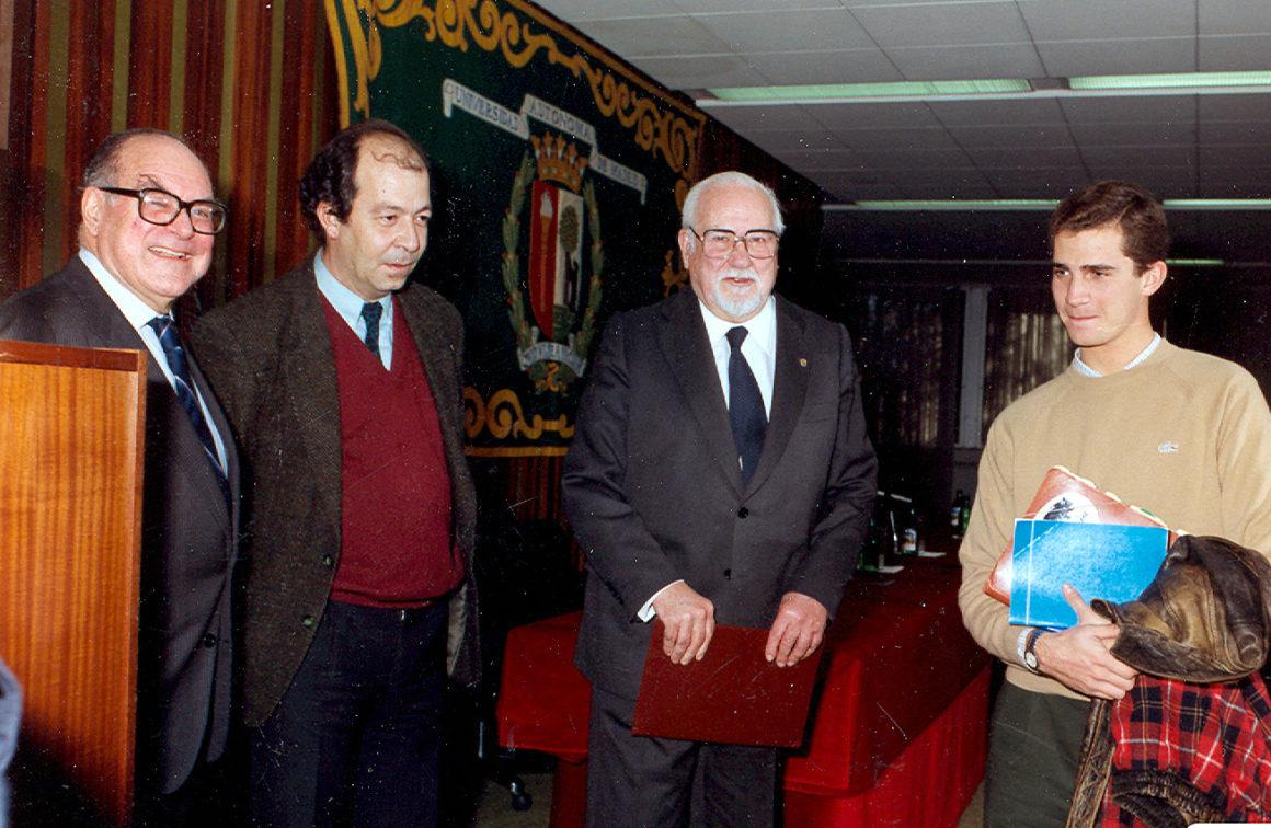1993 | Promoción del Príncipe Felipe